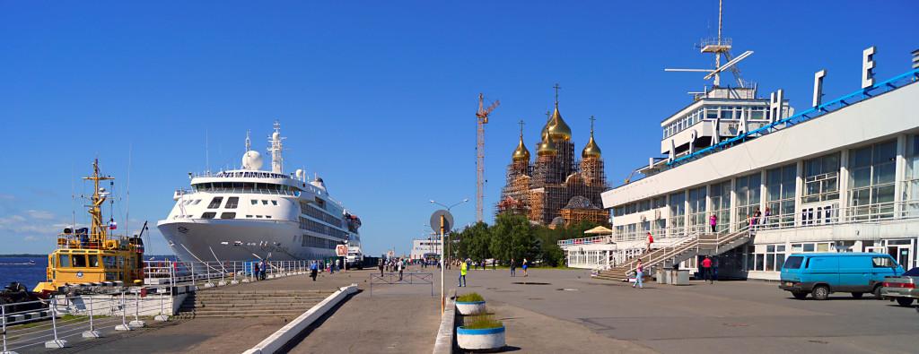 Грузоперевозки из Санкт-Петербурга в Архангельск и обратно