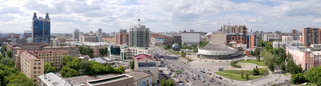 Грузоперевозки из Санкт-Петербурга в Новосибирск