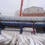 мини нефтеперерабатывающий завод транспортировка