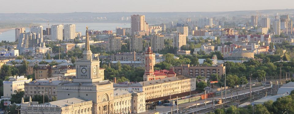 Перевозки СПб - Волгоград